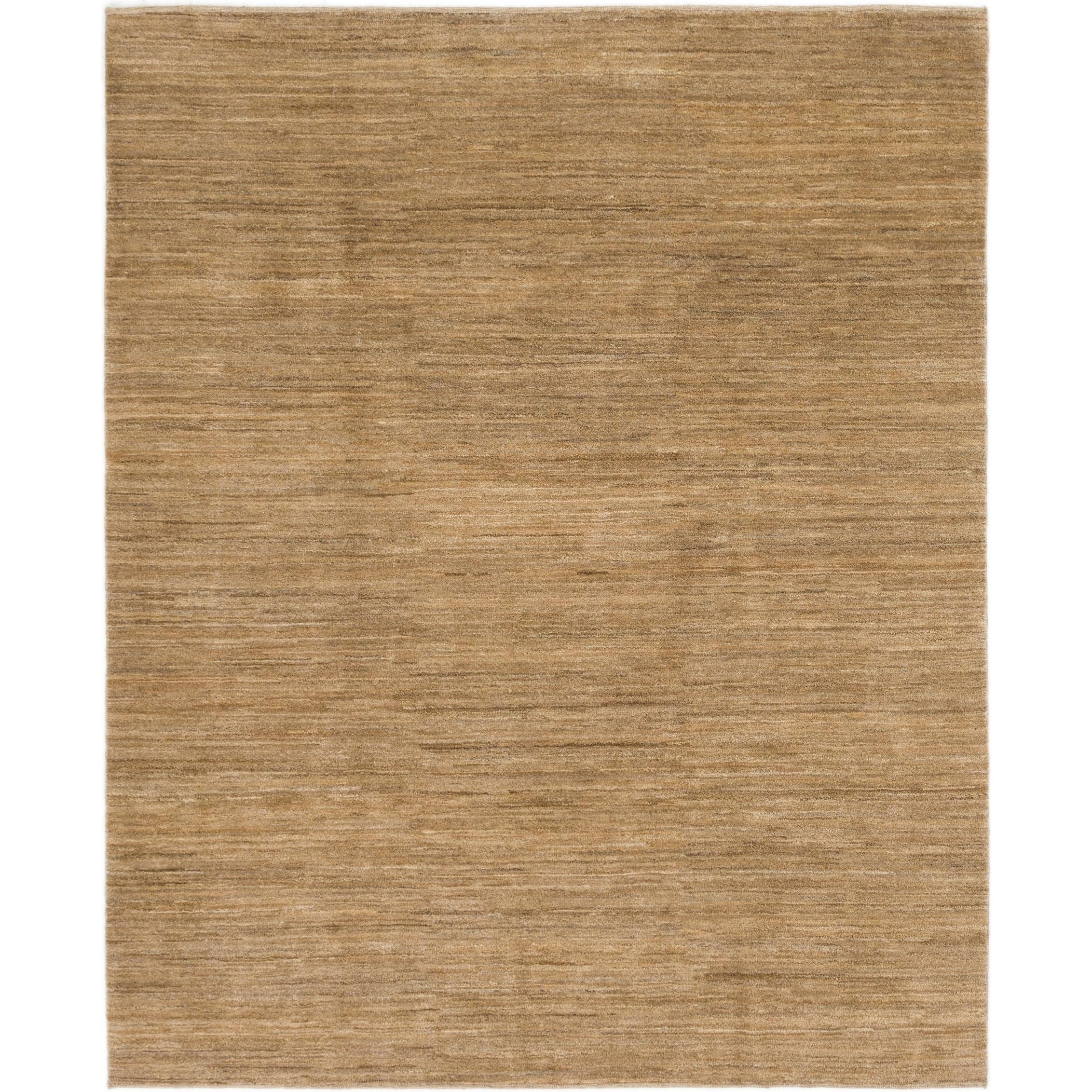 Hand Knotted Kashkuli Gabbeh Wool Area Rug - 6 10 x 8 3 (Beige - 6 10 x 8 3)