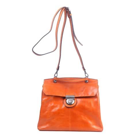 Old Trend Genuine Leather Sun Valley-Satchel
