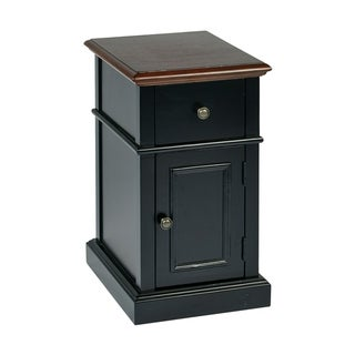 OSP Home Furnishings Oxford Side Table