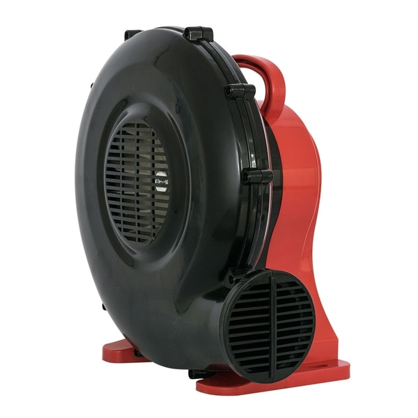 XPOWER BR-35 1/2 HP Indoor Outdoor Inflatable Blower Fan for Bounce House Jumper Game and Display Structures