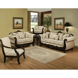 Tropicana 2 Piece Sofa Set by Arely's Furniture Inc.