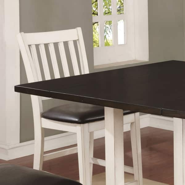 Shop The Gray Barn Doolittle Counter Height Expandable ...