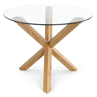 Link to Poly and Bark Kennedy 37.4 inch Round Dining Table Similar Items in Dining Room & Bar Furniture