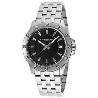 Raymond Weil 5599-ST-20001 Men's Tango Black Quartz Watch