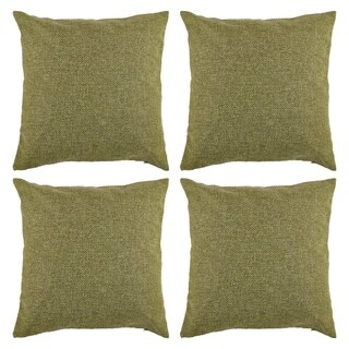 Geometry Pattern Cushion Covers Squre Throw Pillow Cases Green Melange