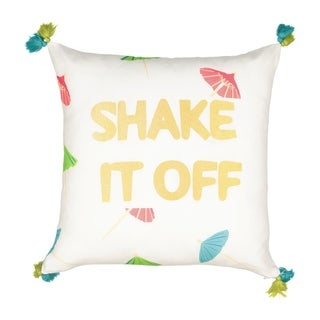 Waverly Spree Copacabana Statement Decorative Pillow