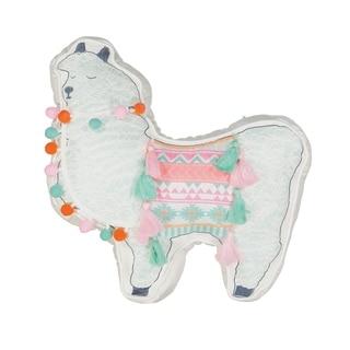 Waverly Kids La La Llama Novelty Decorative Pillow