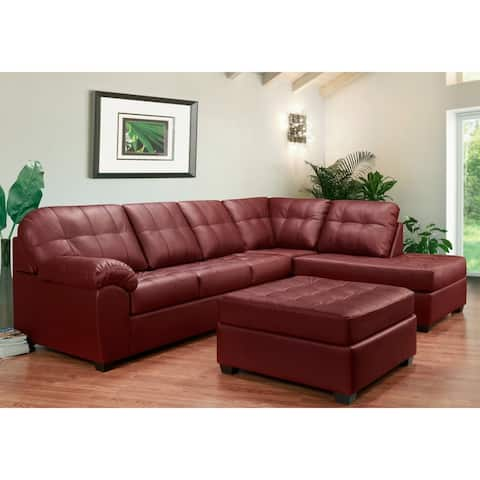 Peachy Buy Burgundy Sectional Sofas Online At Overstock Our Best Download Free Architecture Designs Momecebritishbridgeorg