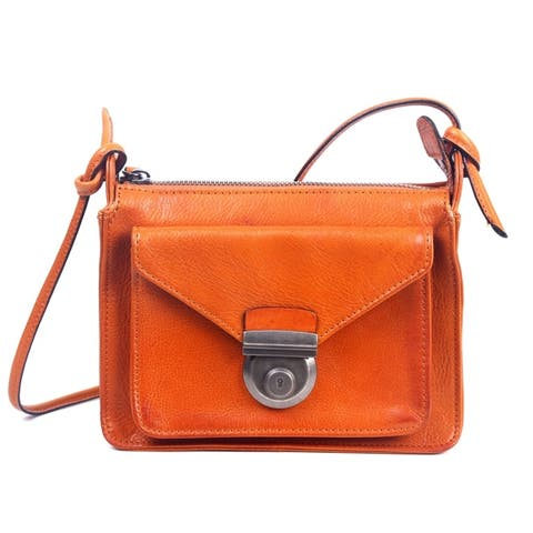 Old Trend Genuine Leather Moon Valley Crossbody Bag