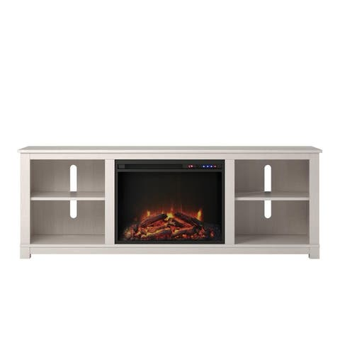 Avenue Greene Barrown Downs TV Console with Fireplace for TVs up to 60 Inches - n/a