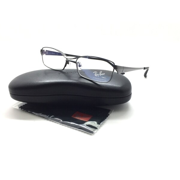 9a088478d ... switzerland ray ban eyeglasses rb 8626 col. silver 1000 titanium  optical frame 5b38d 498b8