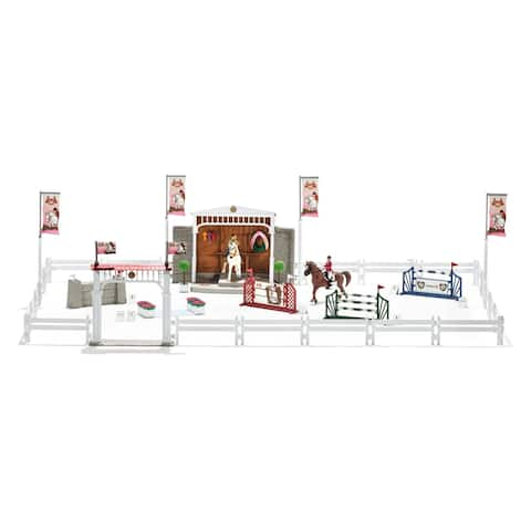 Schleich Horse Club, Big Horse Show Set
