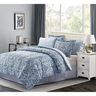 Brown & Grey™ Louis 8-Piece Bed-In-Bag Set