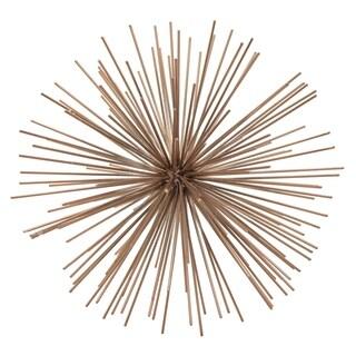 Three Hands Starburst Orb - Copper