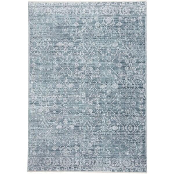Grand Bazaar Tirza Blue/Turquoise - 4' x 6'