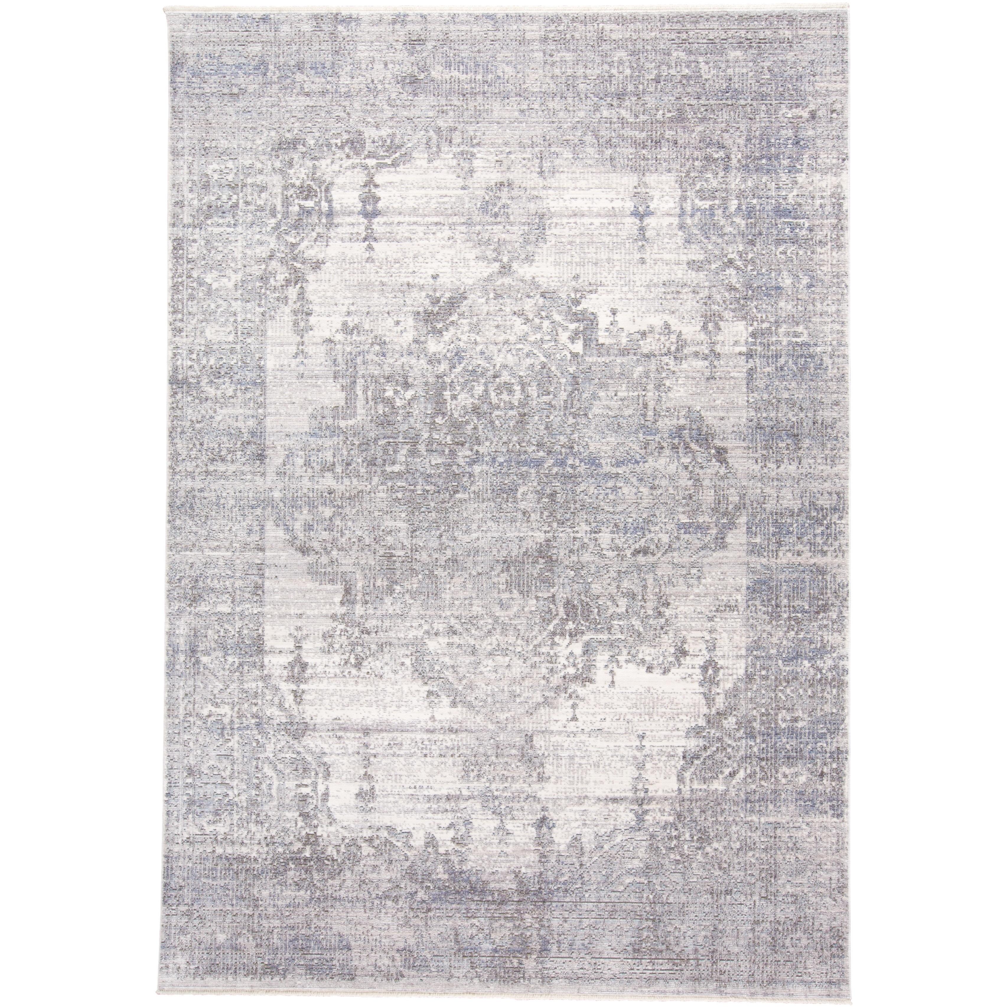 Grand Bazaar Tirza Gray Rug (3 x 5) - 3 x 5 (Grey - 3 x 5)