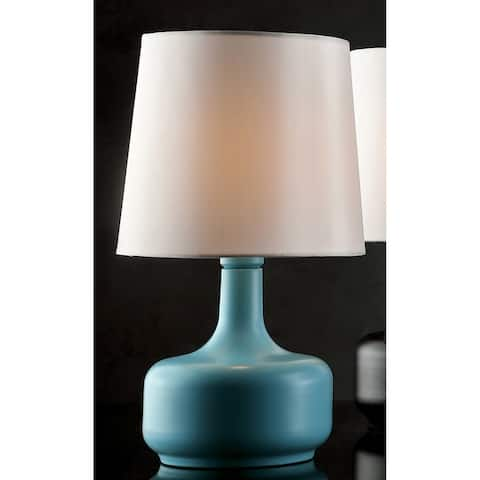 Mid Century Modern Touch Metal Table Lamp