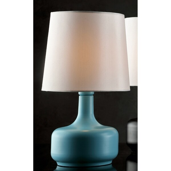 Shop Mid Century Modern Touch Metal Table Lamp On Sale Free