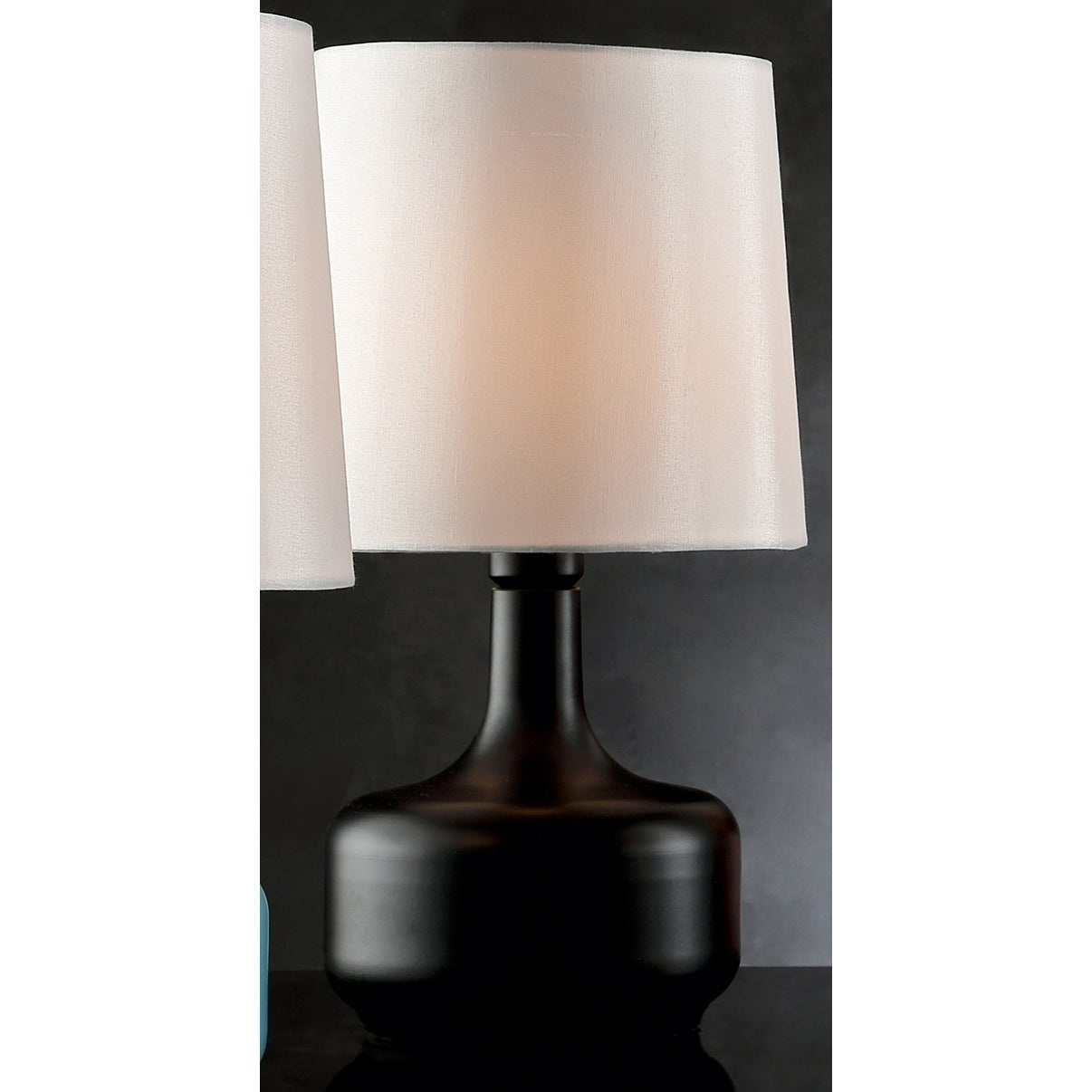 Buy black table lamps online at overstock com our best lighting deals