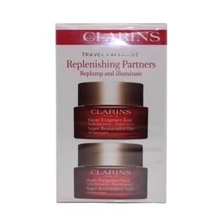 Clarins Super Restorative 1.7-ounce Day & Night Set