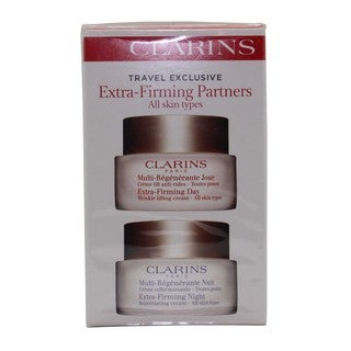 Clarins Extra-Firming Partners 1.7-ounce Day & Night Cream Set