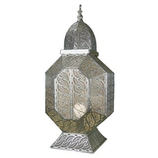 Essential Decor & Beyond 1-Light Outdoor Hanging Lantern EN39038 - 20.9 x 11. 8 inches