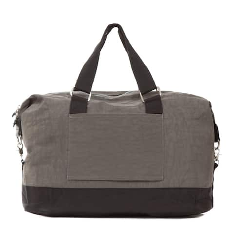 Women's Nylon Duffel Bag, Weekender Bag