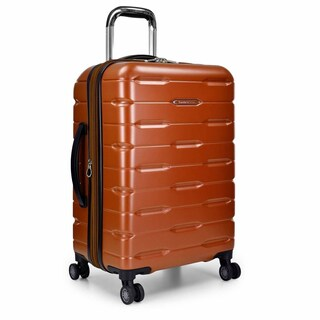 "Traveler's Choice Ritani 22"" Carry On Hardside Expandable Spinner Luggage Suitcase"