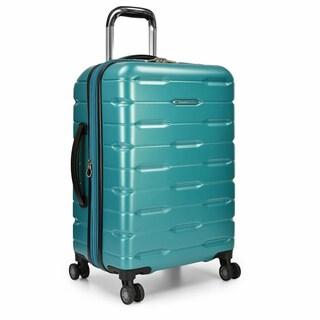 "Traveler's Choice Ritani 22"" Carry On Hardside Expandable Spinner Luggage Suitcase"