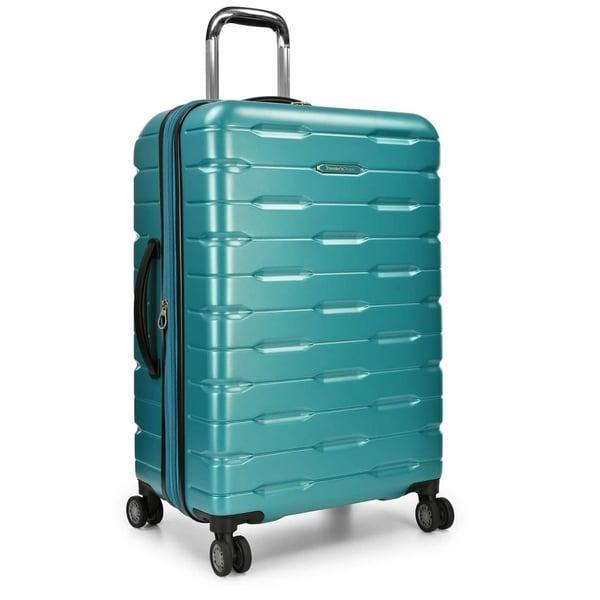 Traveler  x27 s Choice Ritani 26-inch Hardside Expandable Spinner Suitcase e48292a1f8fa8