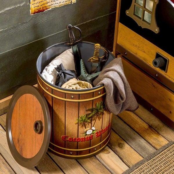 Cilek Children/'s Bedroom Pirate Series Nightstand