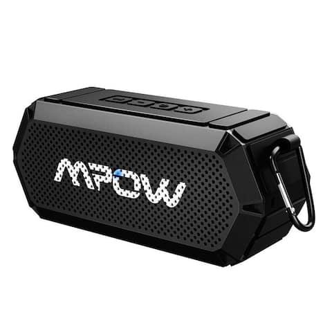 Mpow Bluetooth Speaker, Portable Indoor/Outdoor Wireless Speaker HD Stereo & Bass