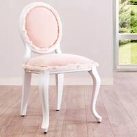 Cilek Romantic Blush Upholstered Chair