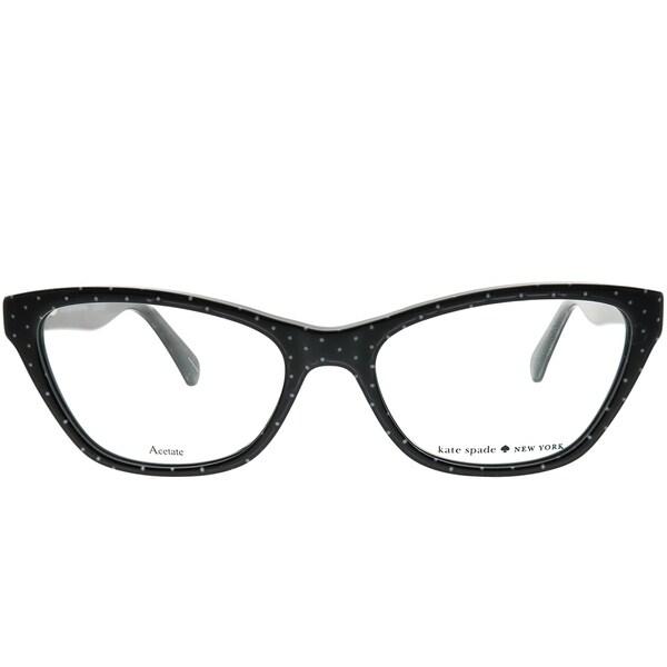 Kate cat eye clear lens glasses