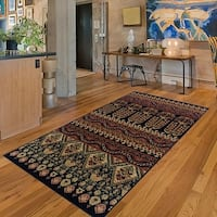 Superior Designer Adena Multi-Color Area Rug - 6' x 9'