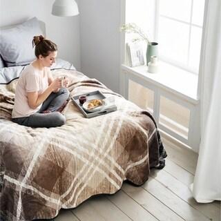 IBENA XXL Full/ Queen Size Blanket Celbridge