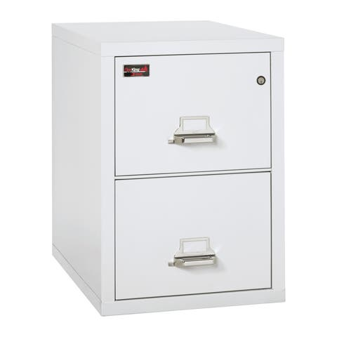 FireKing ® Two Hour Vertical File Cabinet, 2 Drawer