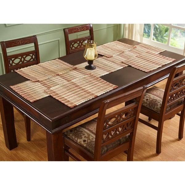 Placemats Chindi 13X19 Natural. Opens flyout.