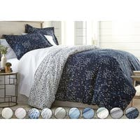 Vilano Choice 3-piece reversible Printed Duvet Cover Set