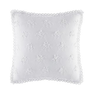 Five Queens Court Rosalind 17 Inch Square Throw Pillow