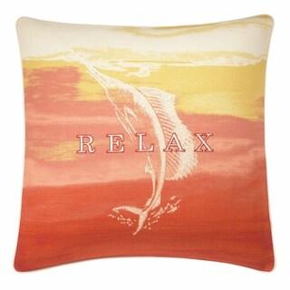Tommy Bahama La Scala Breezer Marlin Throw Pillow