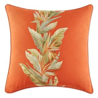 Tommy Bahama Birds of Paradise Throw Pillow