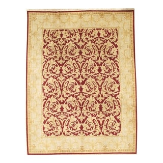 """Pasargad DC Genuine Mahal Design Hand Knotted Rug - 8′9″ × 11′10"""""""