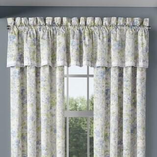 Five Queens Court Flora Straight Window Valance