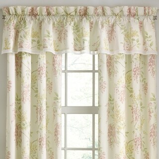 Five Queens Court Weatherly Straight Window Valance