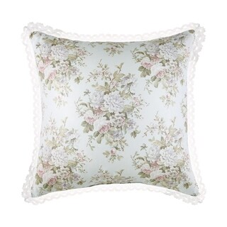 Five Queens Court Harper 20-Inch Square Throw Pillow