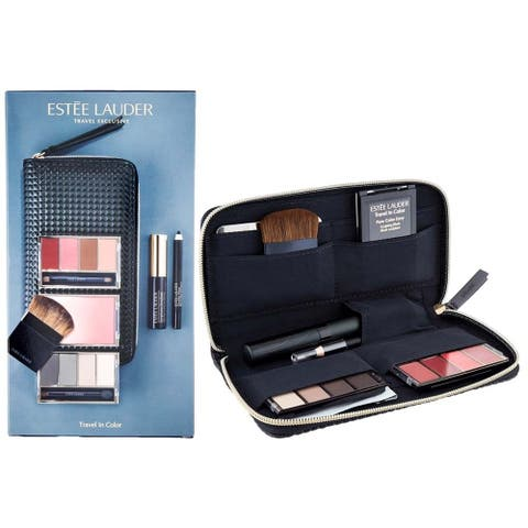 Estee Lauder Travel-In-Color Makeup Palette Gift Set