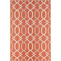 Brexely Home Mandarin (8'x10') Indoor / Outdoor Rug - 8' x 10'