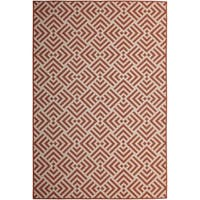 Sutton Home Mandarin (8'x10') Indoor / Outdoor Rug - 8' x 10'