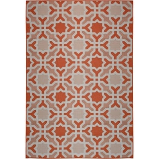 Laurel Home Mandarin (5'x8') Indoor / Outdoor Rug - 5' x 8'